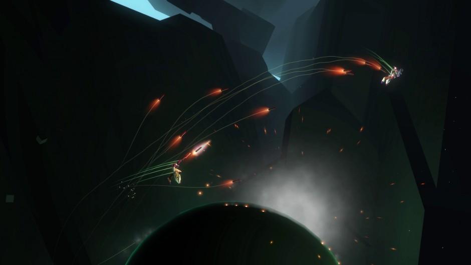 Orbital Gear gameplay