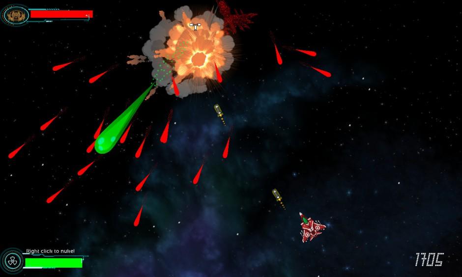 Pilot Crusader gameplay