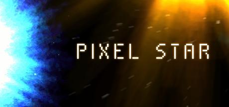 Pixel Star header