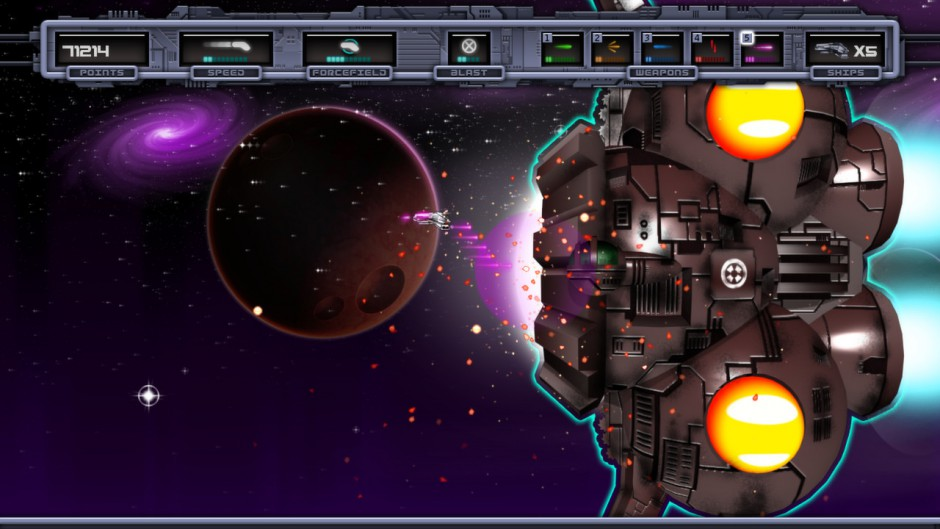 Power-Up gameplay