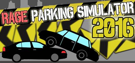 Rage Parking Simulator 2016 header
