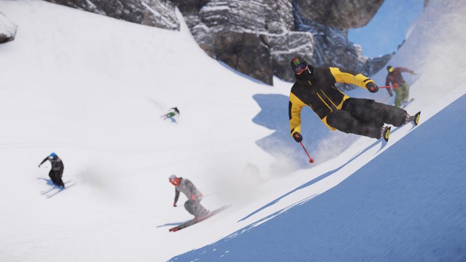 SNOW gameplay
