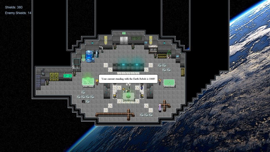 STAR-BOX RPG Adventures in Space