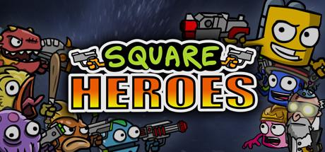Square Heroes header