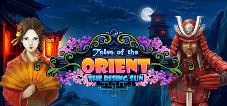 Tales of the Orient The Rising Sun header