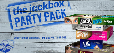 The Jackbox Party Pack header