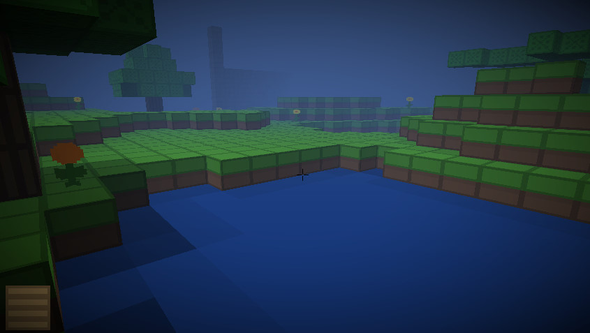 Voxelized gameplay