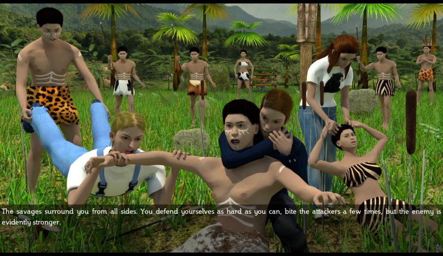Wild Island Quest gameplay
